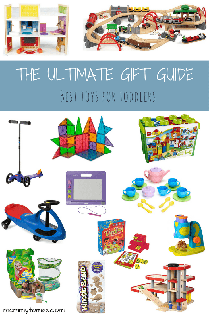 Toys For 3 Years : The ultimate gift guide best toys for toddlers years