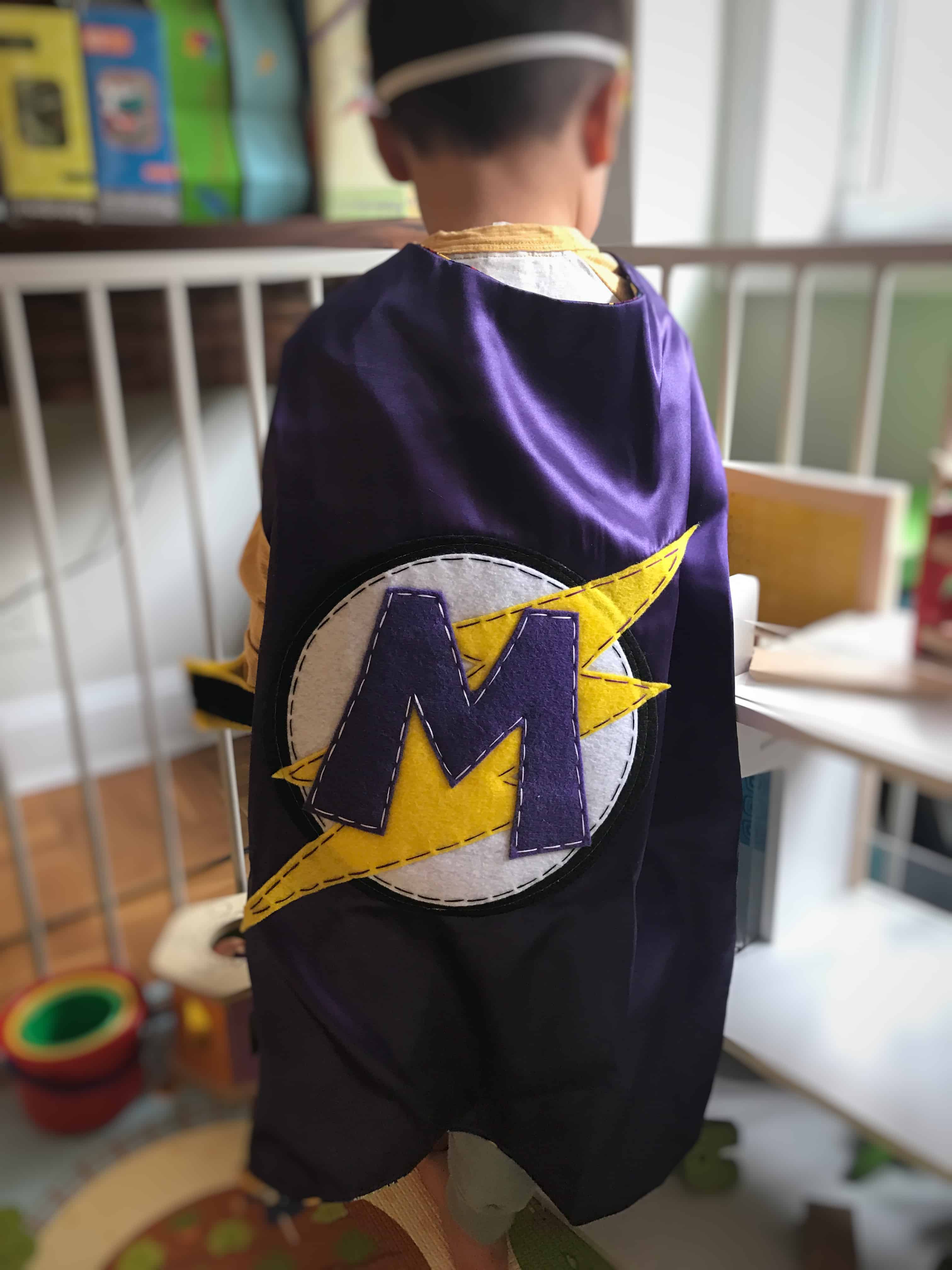 Holiday Gift Ideas - Superhero Costume